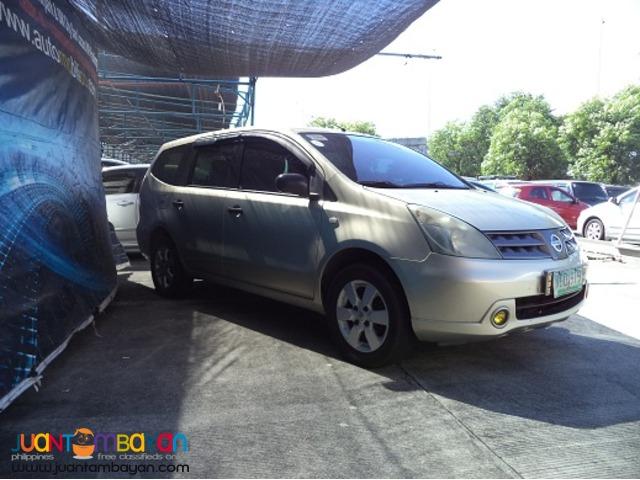 2009 Nissan Grand Livina