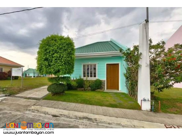 House and Lot in General Trias Amadeo Road For Sale