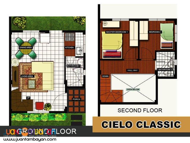 House and Lot in General Trias Cavite with Complete Amenities