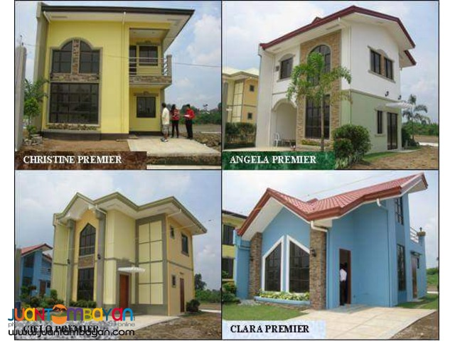 House and Lot in General Trias near FEU Cavite
