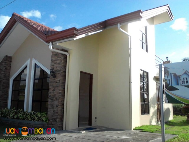 House and Lot in Cavite near Gateway Business Park Ara Vista Village