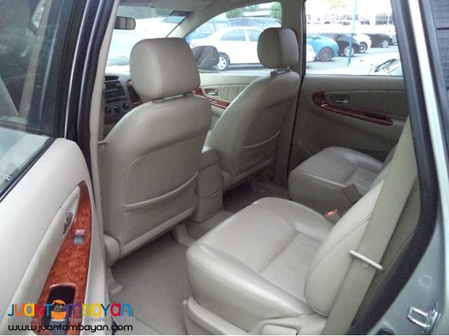 2007 Toyota Innova V