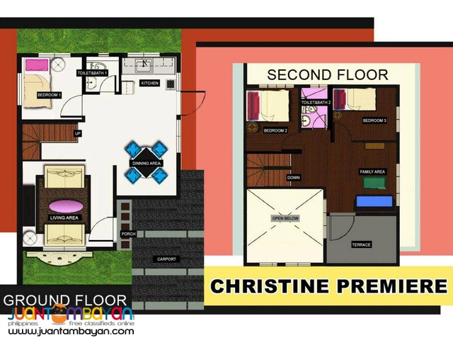 House and Lot Property in Cavite near Malls and Institution