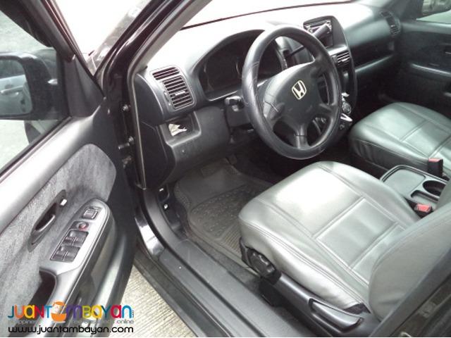 2006 Honda CR-V A/T