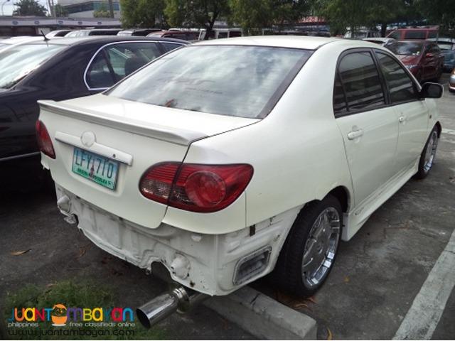 2010 Toyota Altis