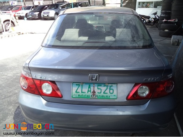 2008 Honda City iDSi
