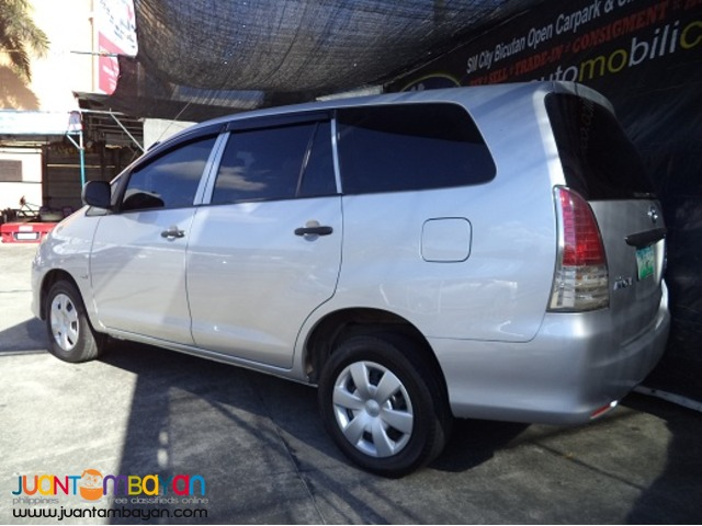 2011 Toyota Innova J