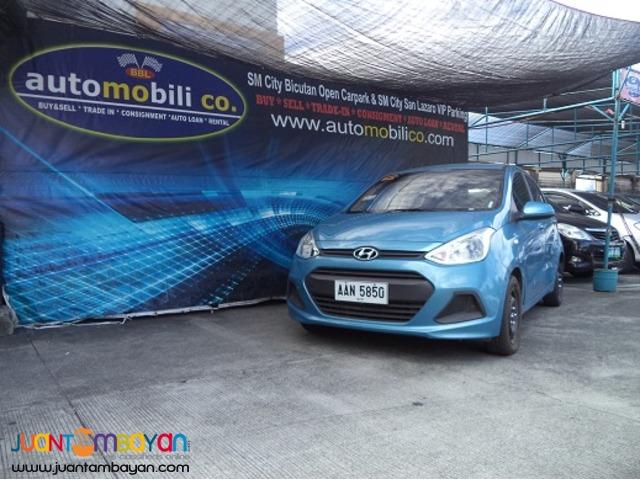 2014 Hyundai Grand i10