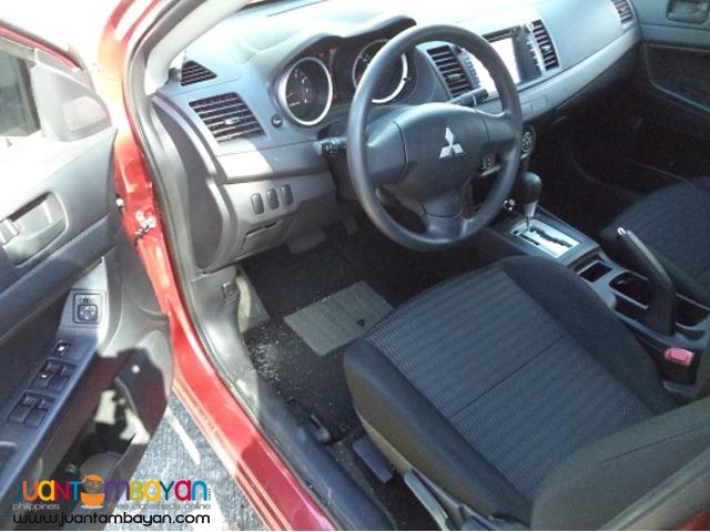 2014 Mitsubishi Lancer Ex Glx