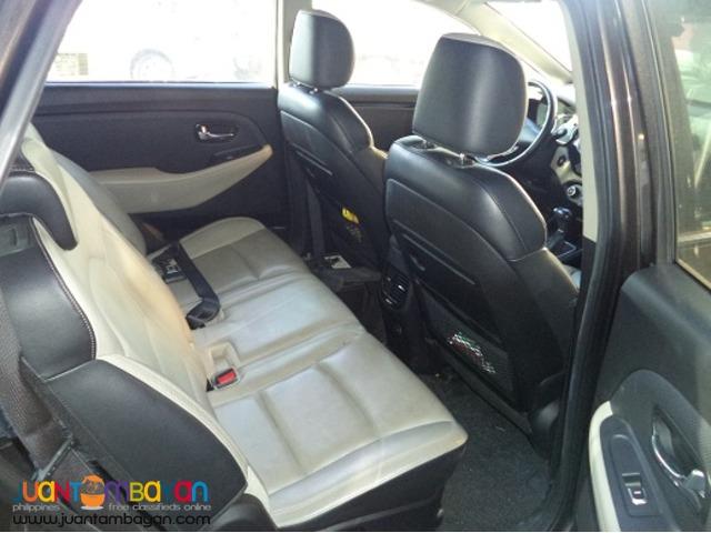 2015 Kia Carens EX CRDi