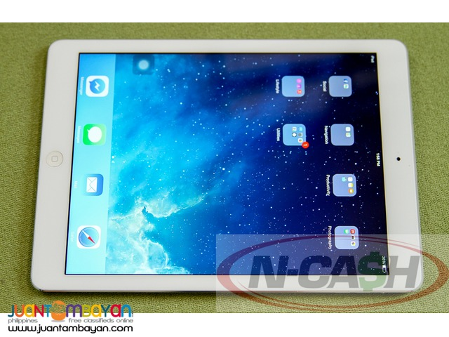 Gadget Pawnshop by N-CASH - Apple iPad Air 16GB