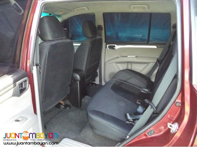 2010 Mitsubishi MONTERO SPORT GLX