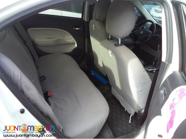 2014 Mitsubishi Mirage GLS G4