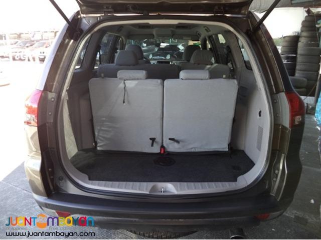 2014 Mitsubishi MONTERO SPORT GLX