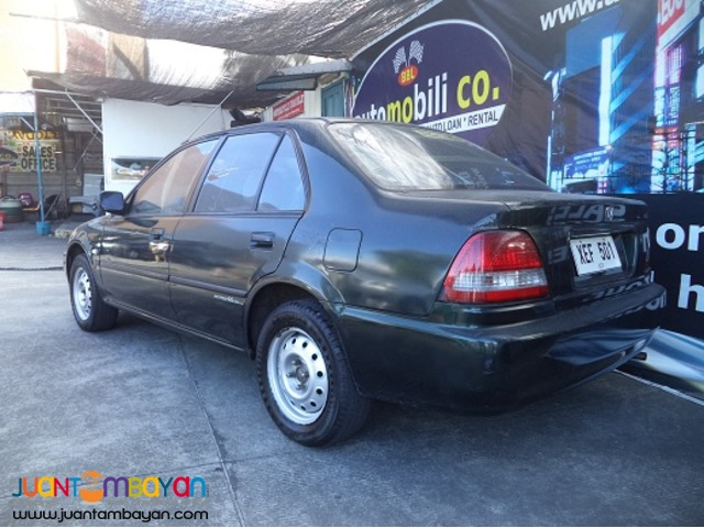 2003 Honda City Type Z