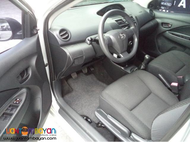 2010 Toyota Vios J