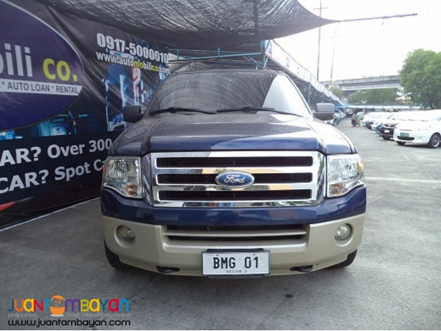 2008 Ford EXPEDITION EDDIE BAUER A/T
