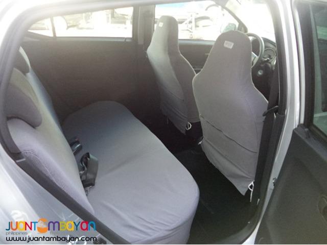 2016 Toyota Wigo E