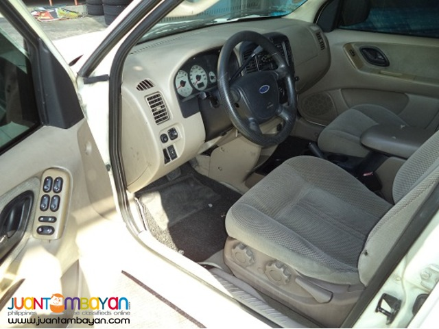 2004 FORD ESCAPE XLS