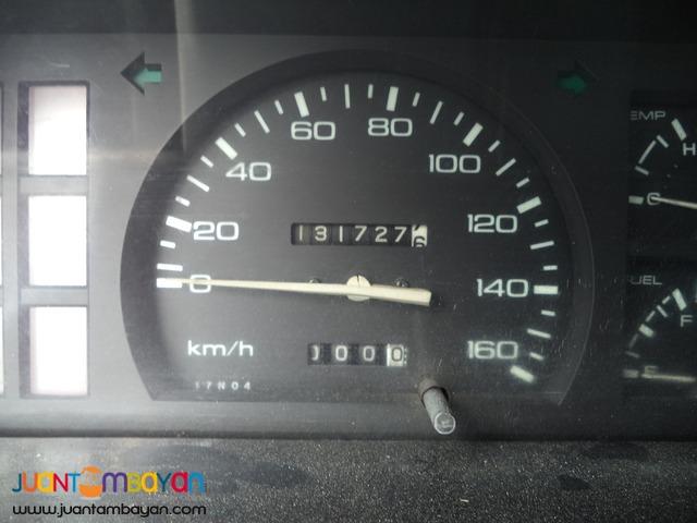 2005 NISSAN URVAN ESCAPADE AUTOMOBILICO