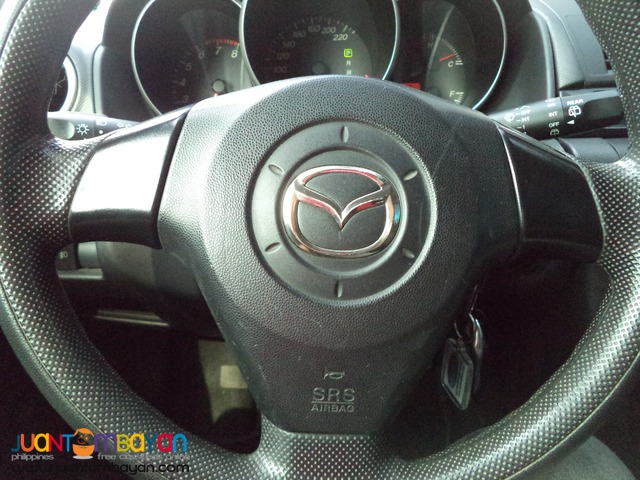 2005 MAZDA 3 AUTOMOBILICO