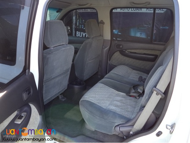 2004 Ford Everest AUTOMOBILICO