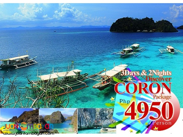 3 Days & 2 Nights Discover Coron
