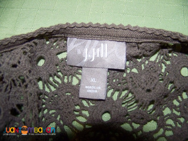 Pre-Loved LCA8105, J. Jill. Sweater/Cardigan. Bought in USA.