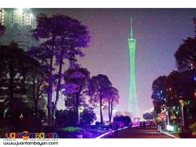 Hong Kong tour package, with Macau, Shenzen and Guangzhou China tour