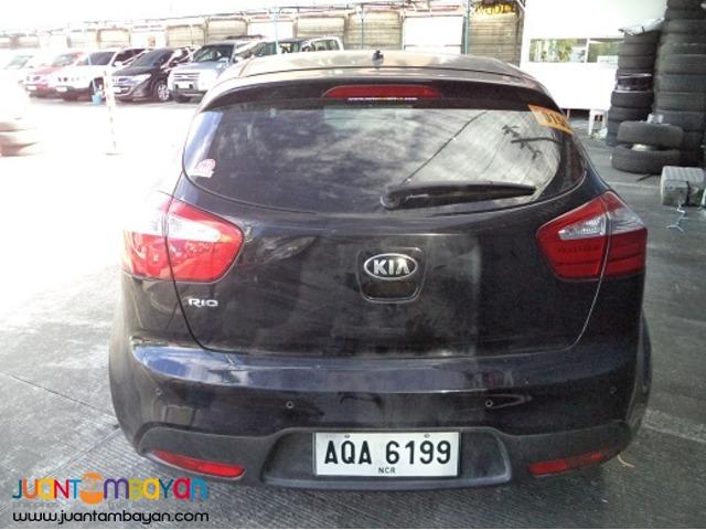 2015 KIA RIO EX AUTOMOBILICO