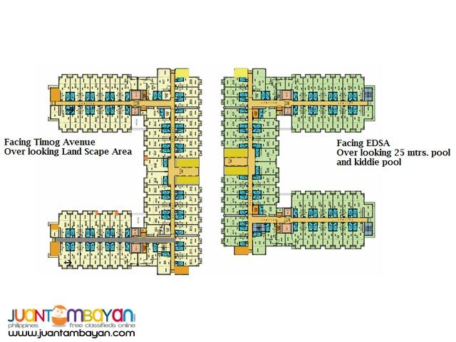Affordable Condominium in Quezon City For Sale near Cubao