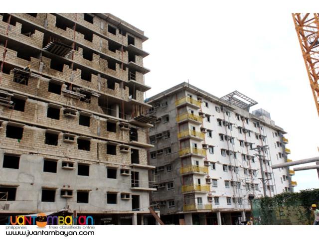 Almost RFO Condo in Mandaue City