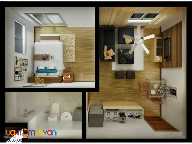 Almost RFO Condo in Mandaue City
