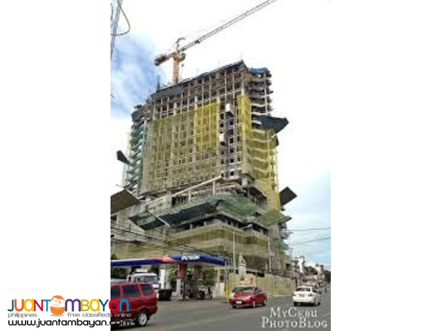 Almost Ready for occupancy condo in cebu city