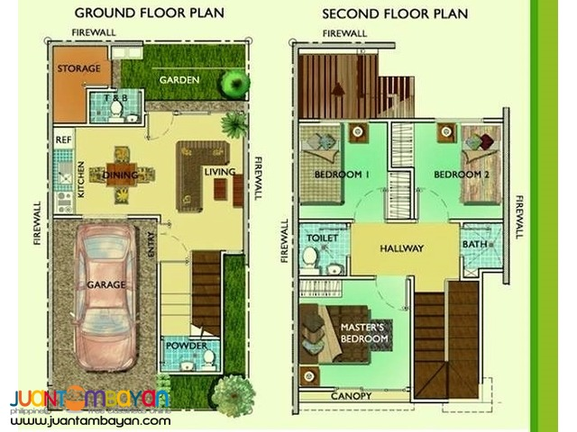 Ready For Occupancy Modern-designed Townhouse in Cebu City