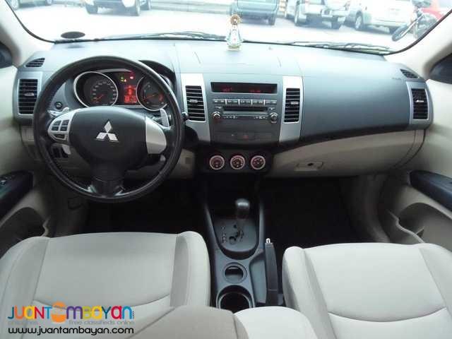 Mitsubishi Outlander 2.4L Mivec AT