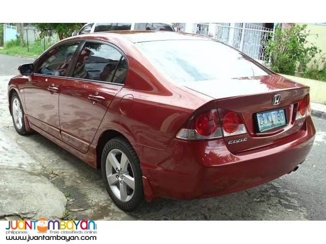2007 HONDA CIVIC 1.8S matic‏