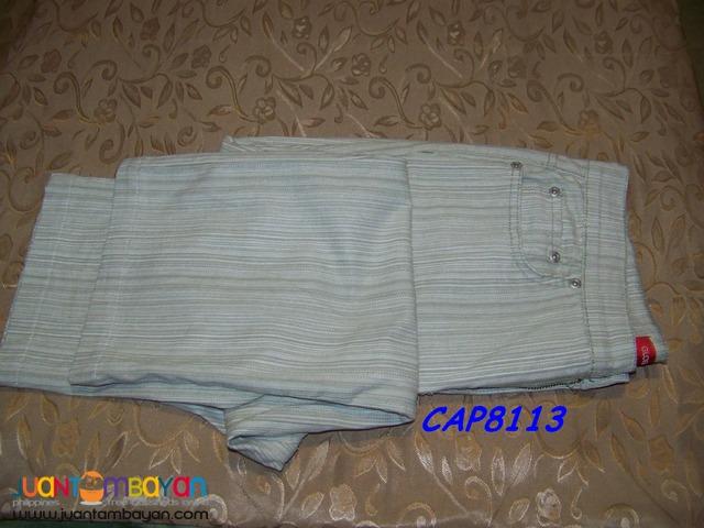 Pre-Loved CAP8113 GLORIA VANDERBUILT, Ladies Pants. Bought in USA.