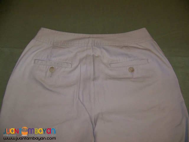 Pre-Loved CAP8111 GIORDANO Ladies Pants. Bought in USA.