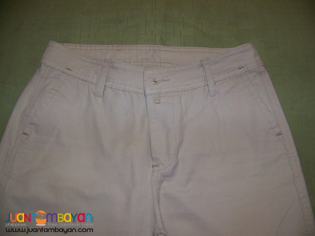 Pre-Loved CAP8108 FADED GLORY Ladies Pants, Bought in USA.