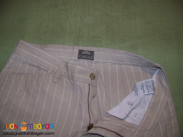 Pre-Loved CAP8104 Rider's CASUALS. Lady's Pants. Bought in USA.