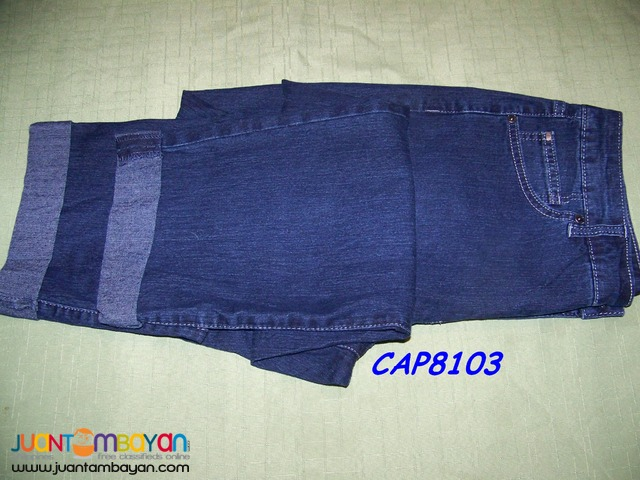 Pre-Loved CAP8103 BANDOLINO, Lady's Jeans. Bought in USA.