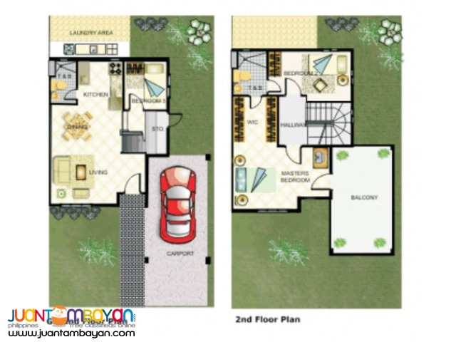 House and Lot for sale at Carmona Cavite