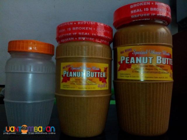 Manang Myrnas Peanut butter