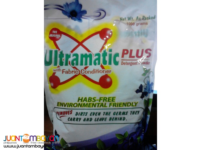 Exel Ultramatic Powder Detergent (wholesale P29)