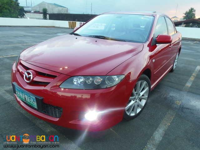 2006 Mazda 6 AT