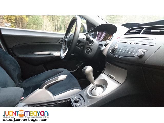 Honda Civic 2,2 Sport, Voksenkjørt