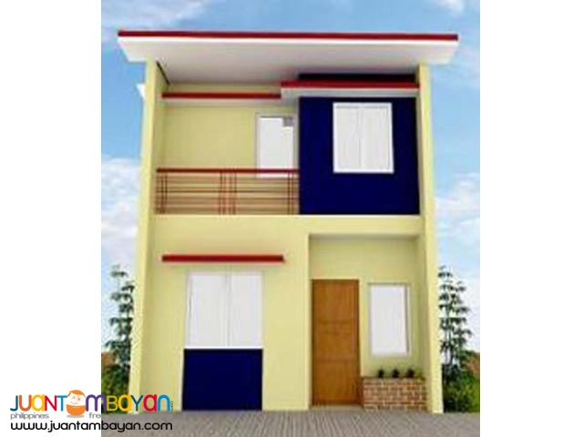 PH204 Affordable Caloocan Townhouse For Sale