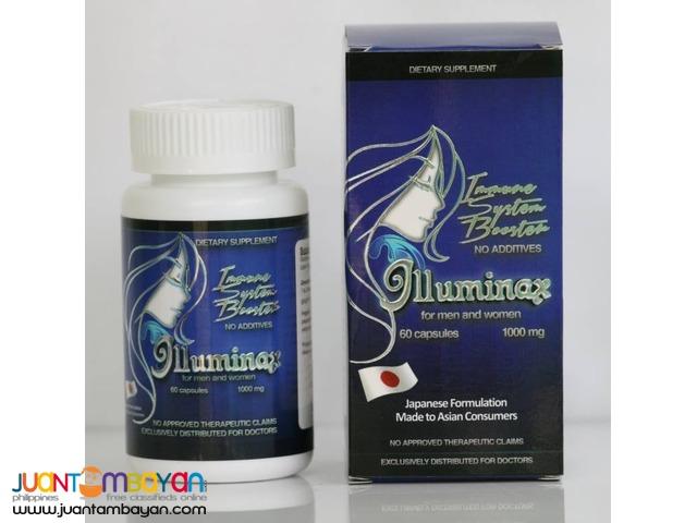 Min of 10 Boxes of Illuminax Glutathione Capsule Php 1300 per box