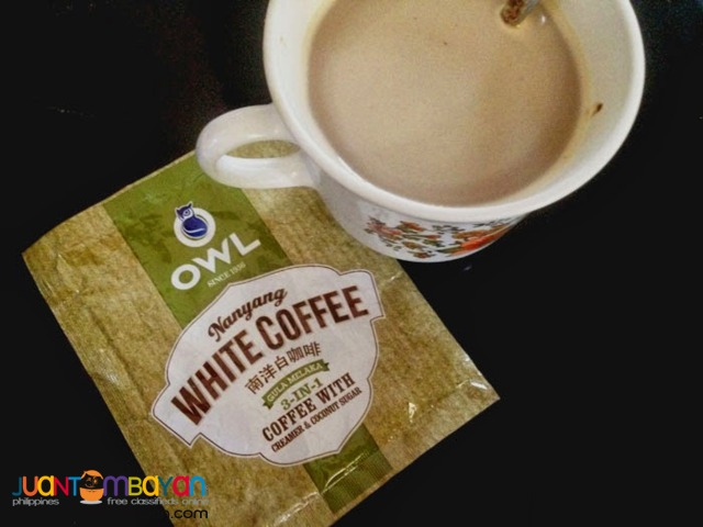 8in1 Coffee Mix